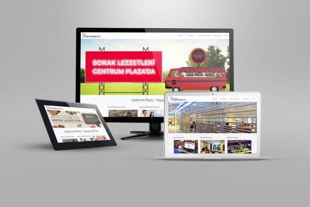 Mareo İş Örnekleri Centrum Plaza